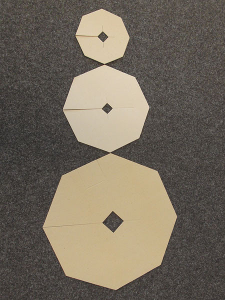 Recyclingkarton-Mulchplatte (Art.Nr. DO73-082)