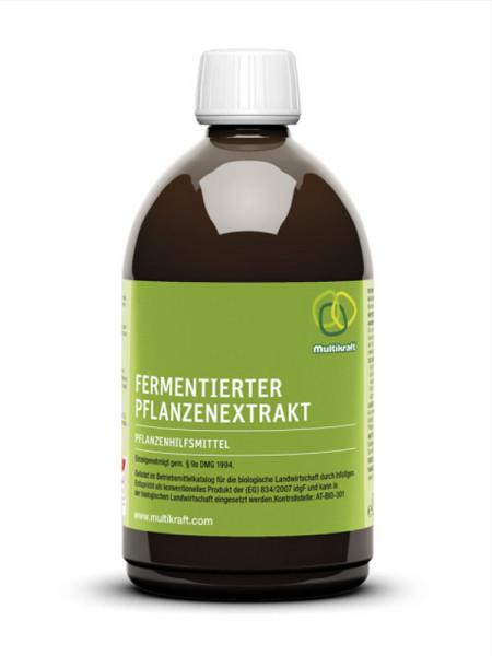 Fermentierter Pflanzenextrakt (FPE)