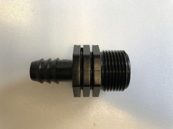 Verbinder mit Außengewinde (ArtNr. Me446006)